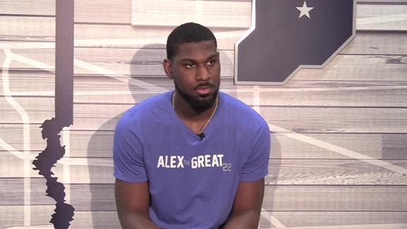 Alex Poythress 2018 Season Review