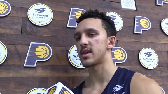 2018 Draft Workouts: Landry Shamet