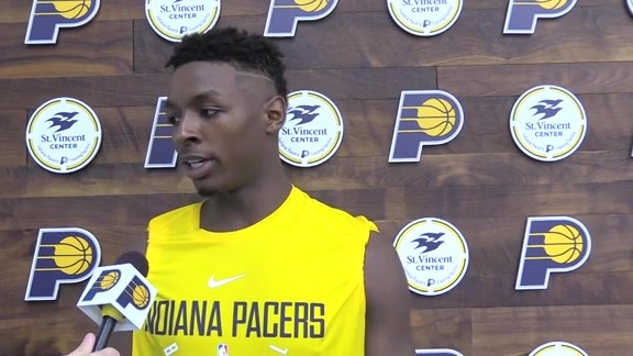 2018 Draft Workouts: Jae'Sean Tate