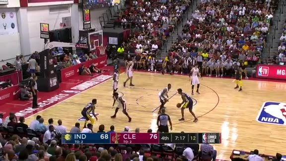 Alize Johnson 2018 Summer League Highlights