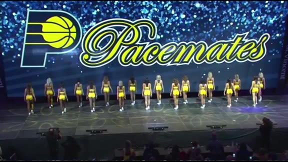 2018-19 Pacemates First Performance