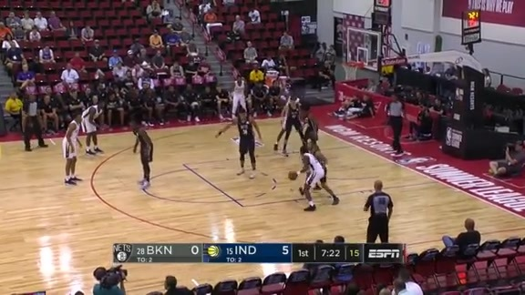 Edmond Sumner 2018 Summer League Highlights