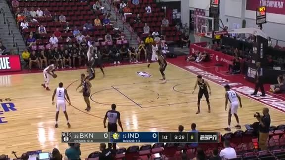 C.J. Wilcox 2018 Summer League Highlights