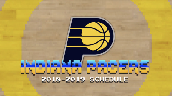 Every Game on the 2018-19 Pacers Schedule