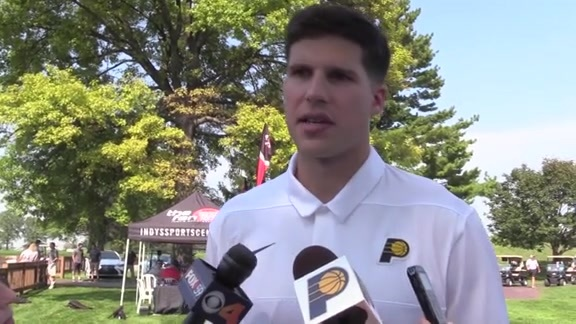 Doug McDermott on Joining Pacers, Team Workouts in Miami