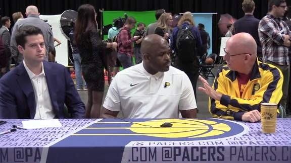 Media Day 2018: Nate McMillan