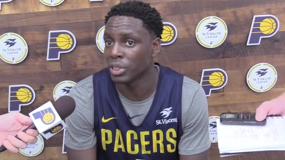 Collison Gives Point Guard's Take on New Additions