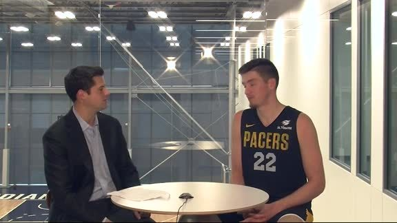 Blue-and-Gold Breakdown: TJ Leaf Discusses an Important Preseason Ahead