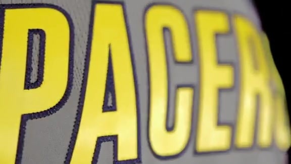 Pacers Unveil City Edition Uniforms Inspired by Speed