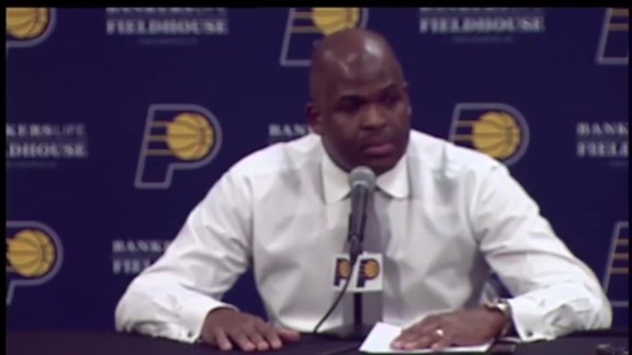 Postgame: McMillan Press Conference - Nov. 19, 2018