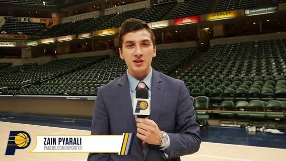 Postgame Wrap Up: Pacers-Kings - Dec. 8, 2018