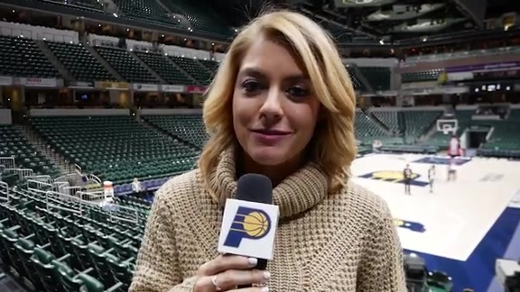 Postgame Wrap Up: Pacers-Knicks - Dec. 16, 2018