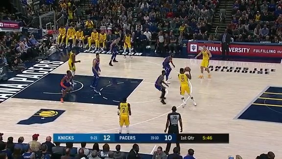 Highlights: Young Leads Pacers to 4-0 Week