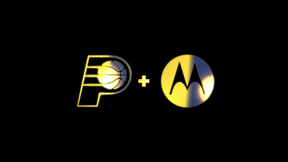 Pacers Welcome Motorola to the Squad