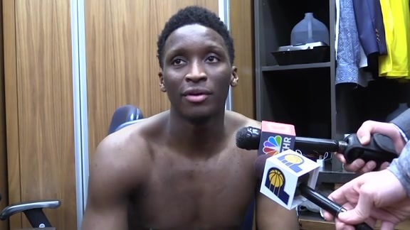 Postgame: Pacers Locker Room - Jan. 15, 2019