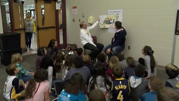 Reading Timeout: White Lick Elementary School
