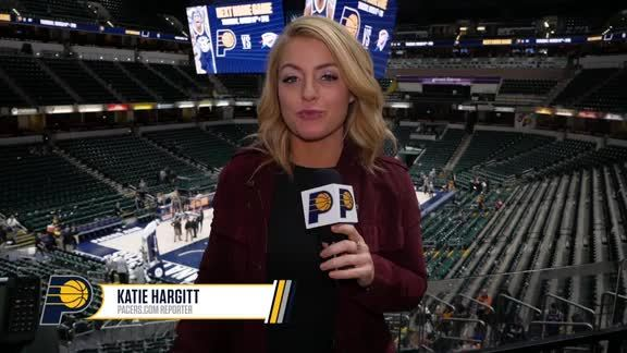 Postgame Wrap Up: Pacers-Knicks - Mar. 12, 2019