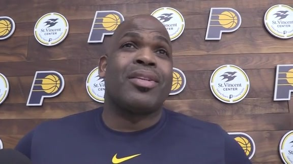 Pacers Focused on Transition Defense, Pace