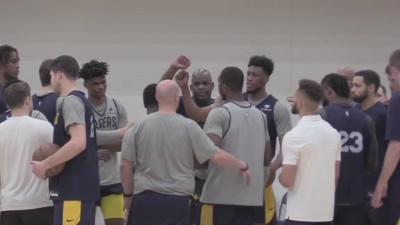 Practice: Pacers on Preventing Scoring Droughts