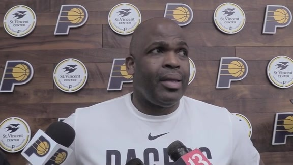 Practice: Pacers Facing Must-Win Game 4