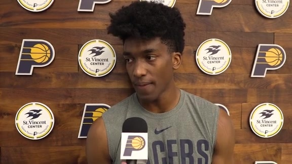 2019 Draft Workouts: Terance Mann