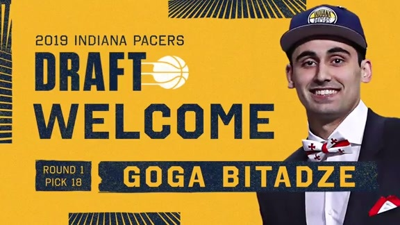 2019 Pacers Draft Party Recap