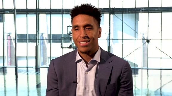 One-on-One with Malcolm Brogdon
