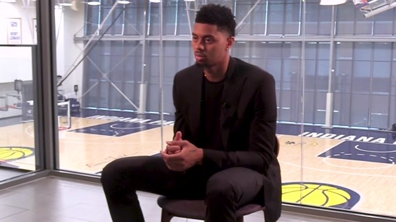 One-on-One with Jeremy Lamb