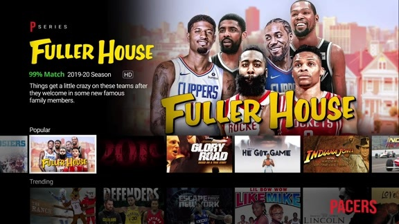 NOW STREAMING: The 2019-20 Pacers Schedule