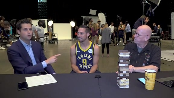 2019 Media Day: T.J. McConnell