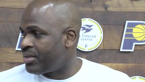 Pacers Focus on Defense First