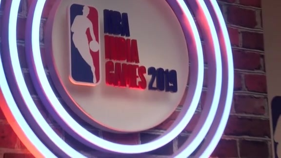 NBA India Games 2019 Recap - Indiana Pacers vs. Sacramento Kings