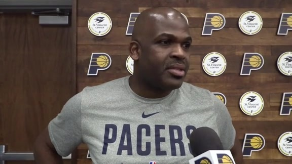 Shootaround: Pacers Healthy for Preseason Finale