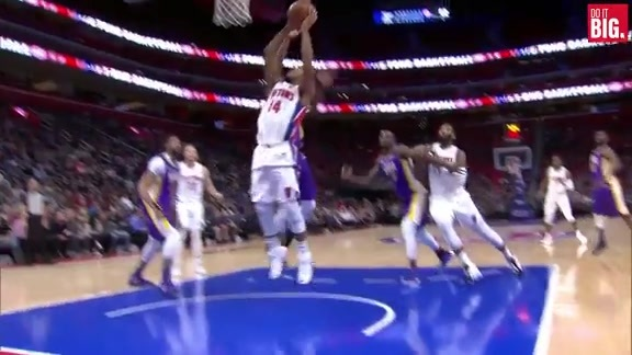 Rondo with a serious block
