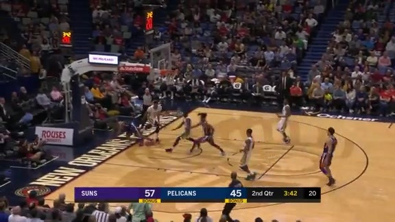 Anthony Davis protects his house
