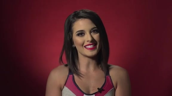 2017-18 Pelicans Dance Team Spotlight: Megan