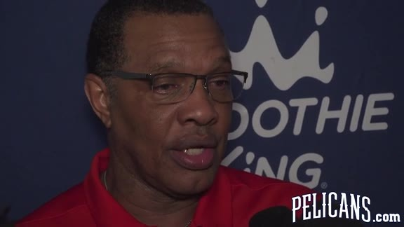 Pelicans at Spurs Postgame: Alvin Gentry 02-28-18