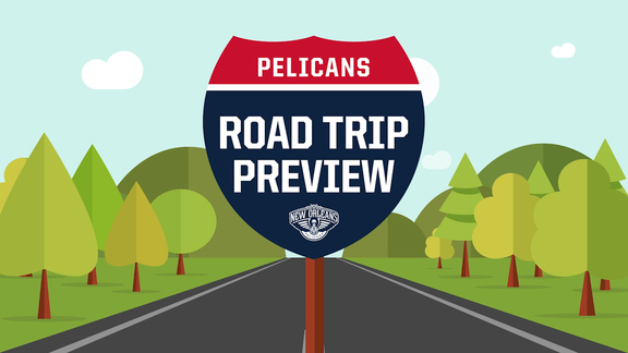 Pelicans Road Trip Preview: Dallas, Los Angeles, Sacramento