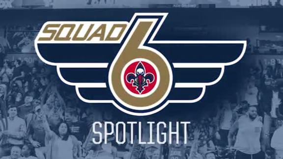Squad 6 Spotlight with Laura and Andy