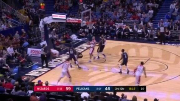 Emeka Okafor throws a block party