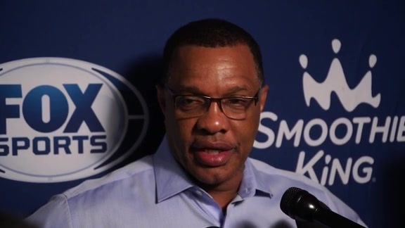 Alvin Gentry on Tom Benson 03-15-18