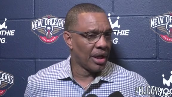 Pelicans-Lakers Postgame: Alvin Gentry 3-22-18