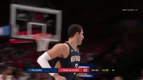Nikola Mirotic notches 17 points in game 2
