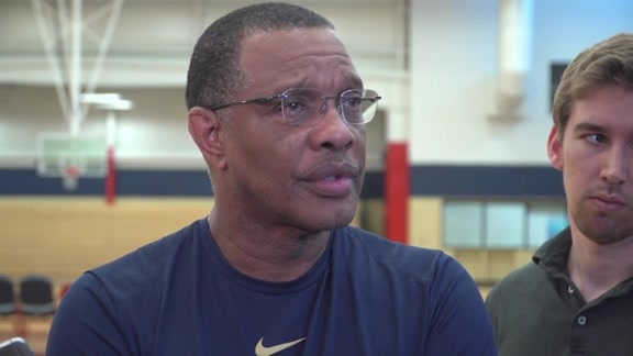 Pelicans Playoff Practice: Head Coach Alvin Gentry 4-25-18