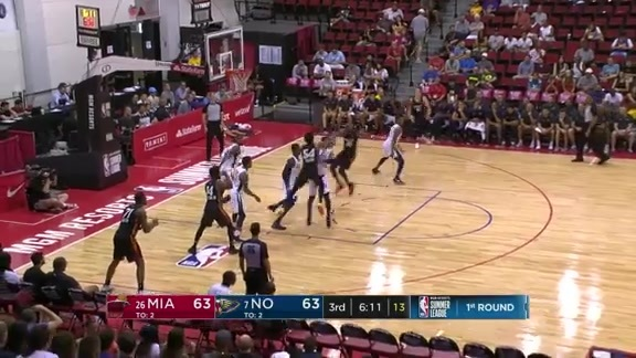 Cheick Diallo has 28 points against the Miami Heat