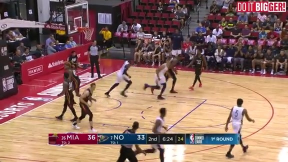 Highlights: New Orleans Pelicans vs Miami Heat