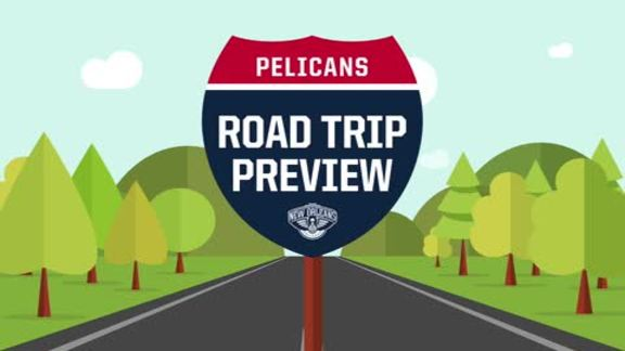 Pelicans Road Trip Preview: Houston 10-16-18