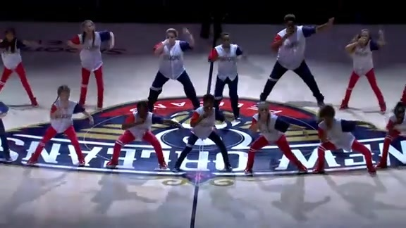 PeliKids Performance vs Sacramento Kings - 10.19.18