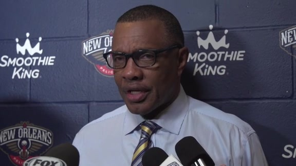 Pelicans vs Suns Postgame: Alvin Gentry 11-10-18