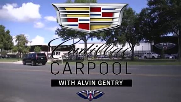 Cadillac Carpool with Alvin Gentry: Episode 1